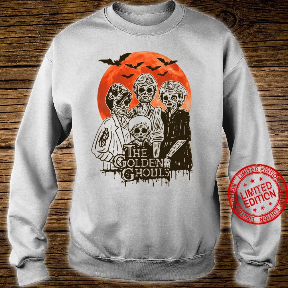 The Golden Ghouls Shirt sweater