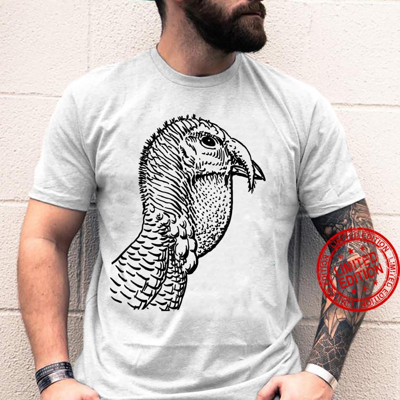 Turkey Bird Birdwatcher Shirt