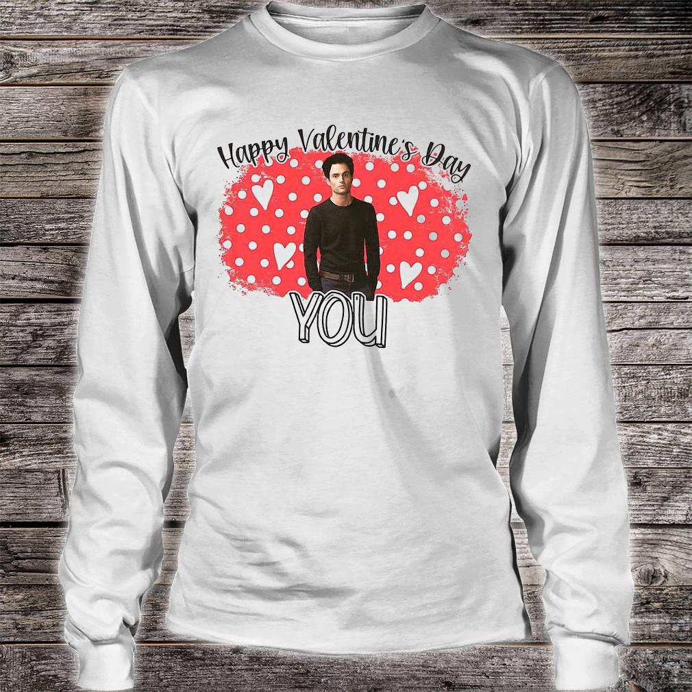 Happy valentine's day you shirt long sleeved
