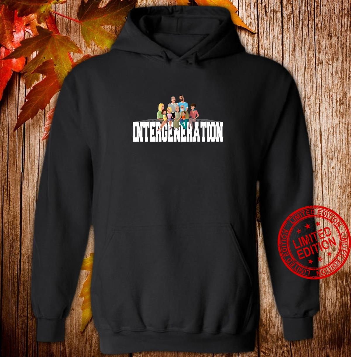 Intergeneration Month Shirt hoodie