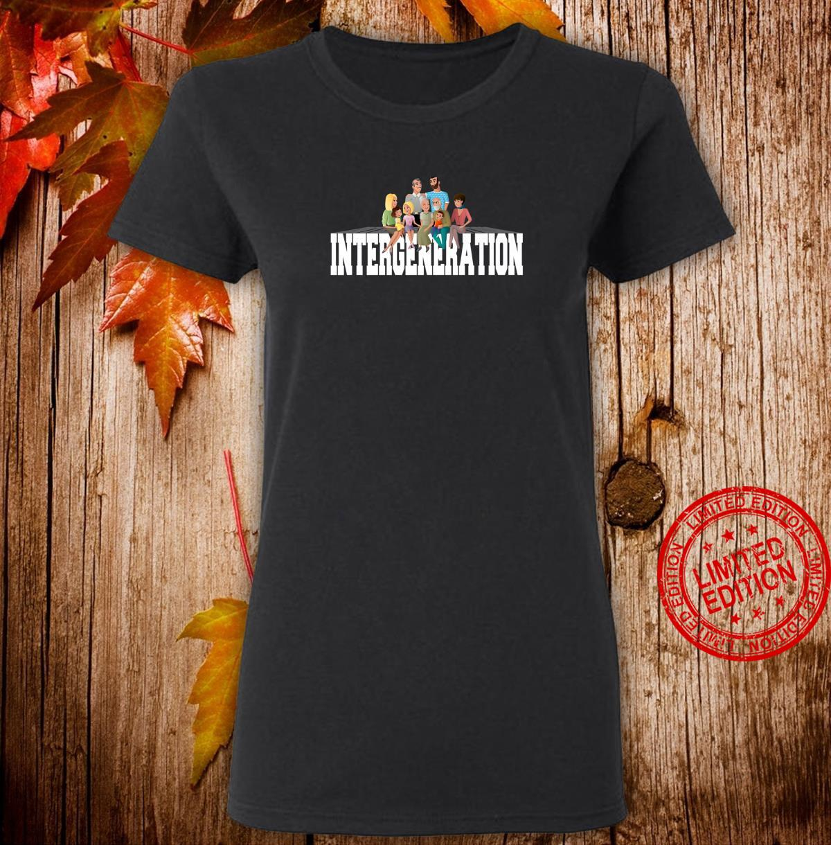 Intergeneration Month Shirt ladies tee