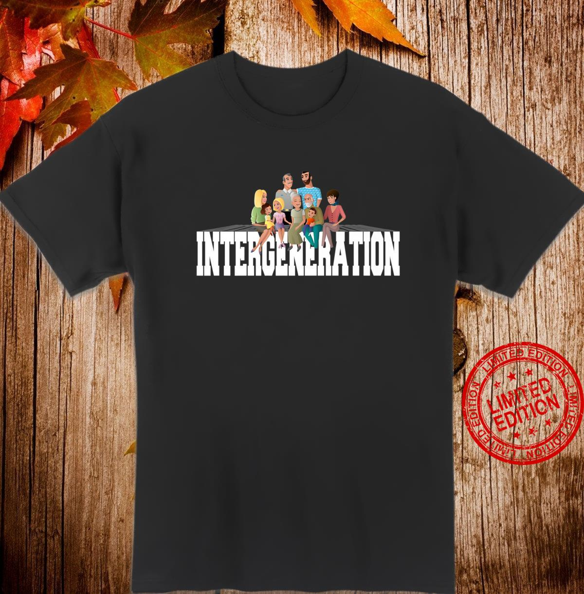 Intergeneration Month Shirt