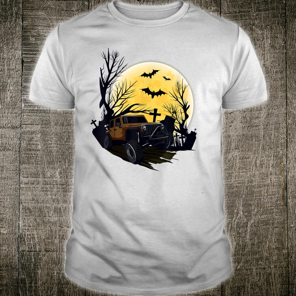 Jeeps Driver Halloween Shirt