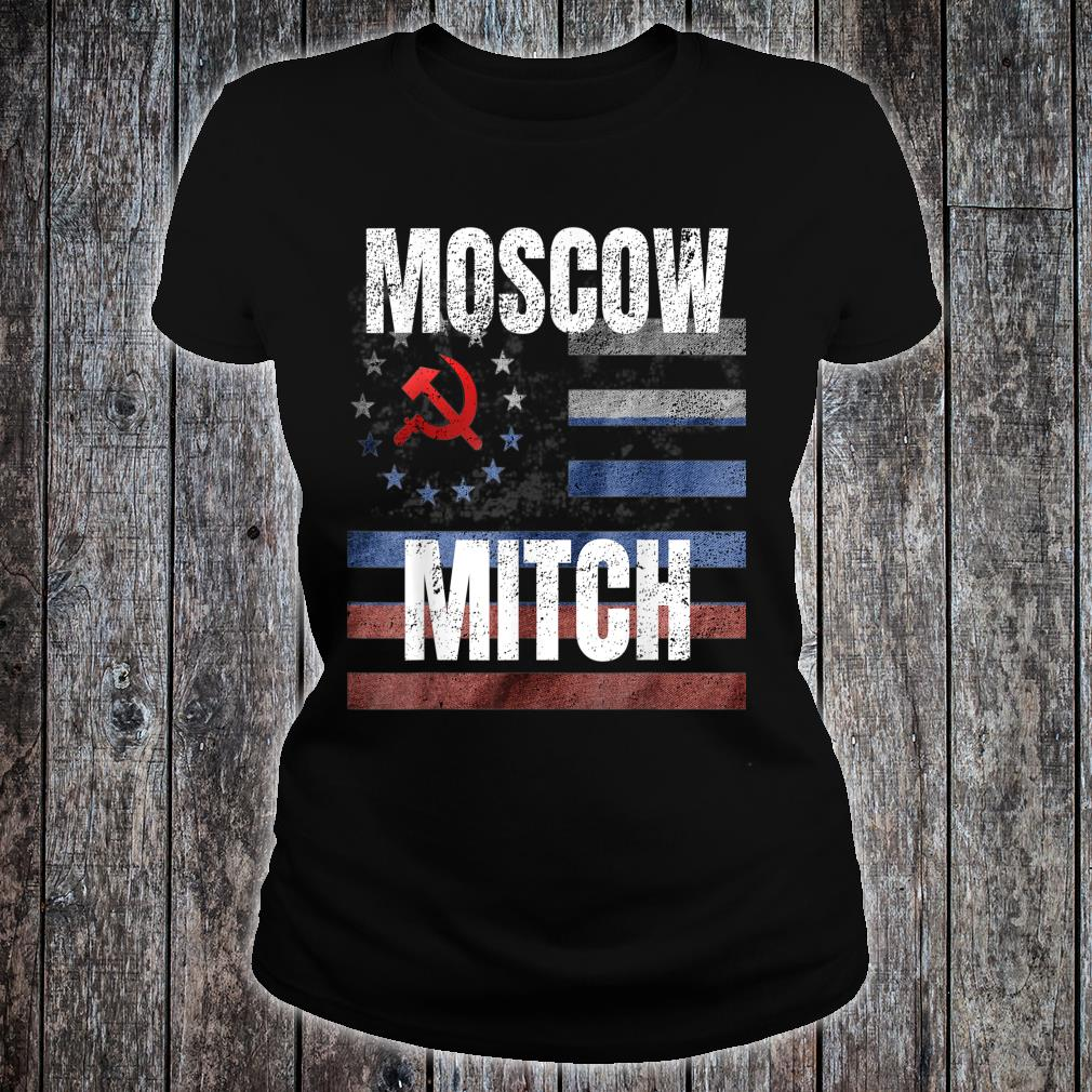 Moscow Mitch Shirt ladies tee