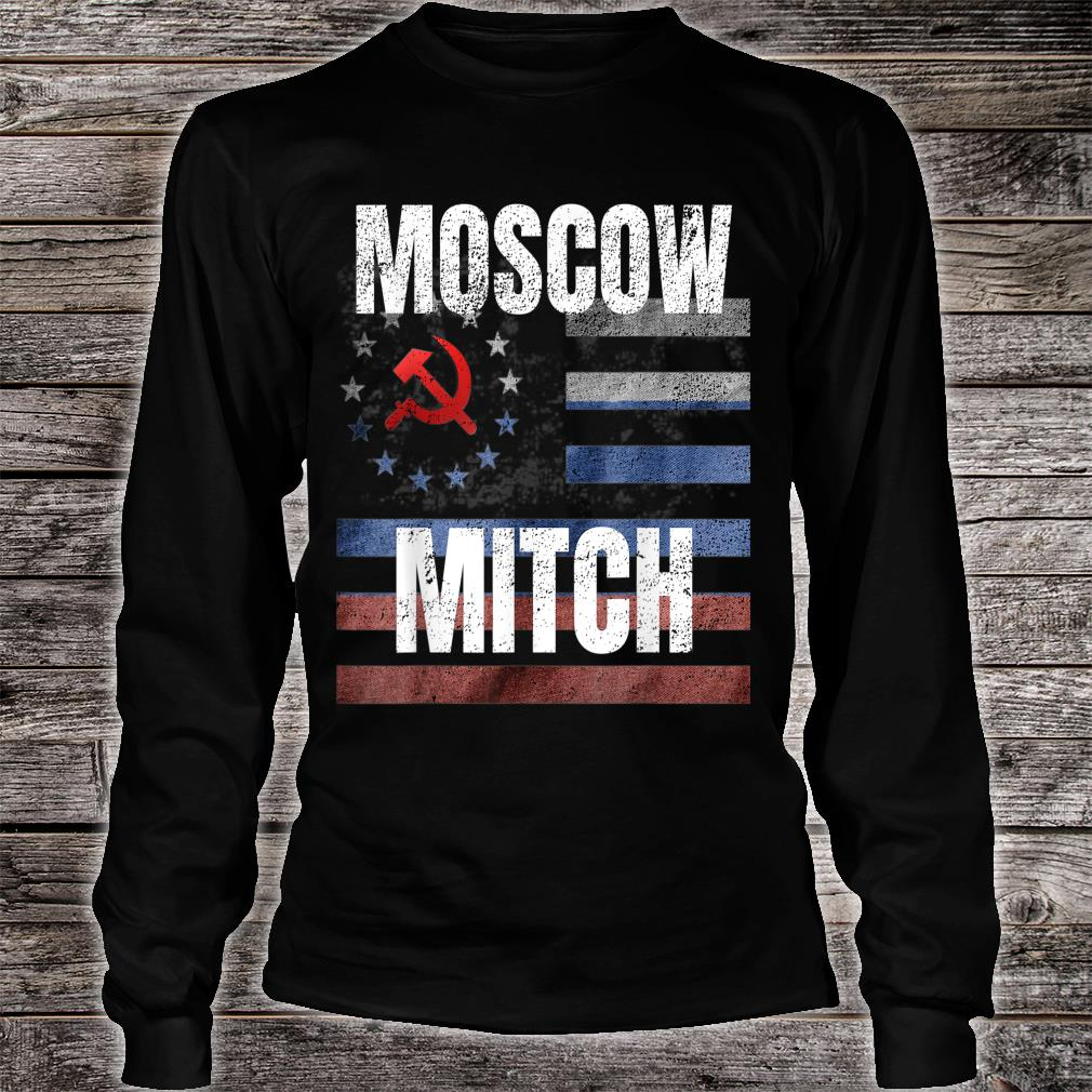 Moscow Mitch Shirt long sleeved