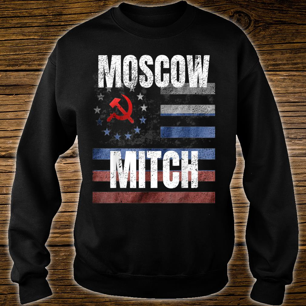 Moscow Mitch Shirt sweater