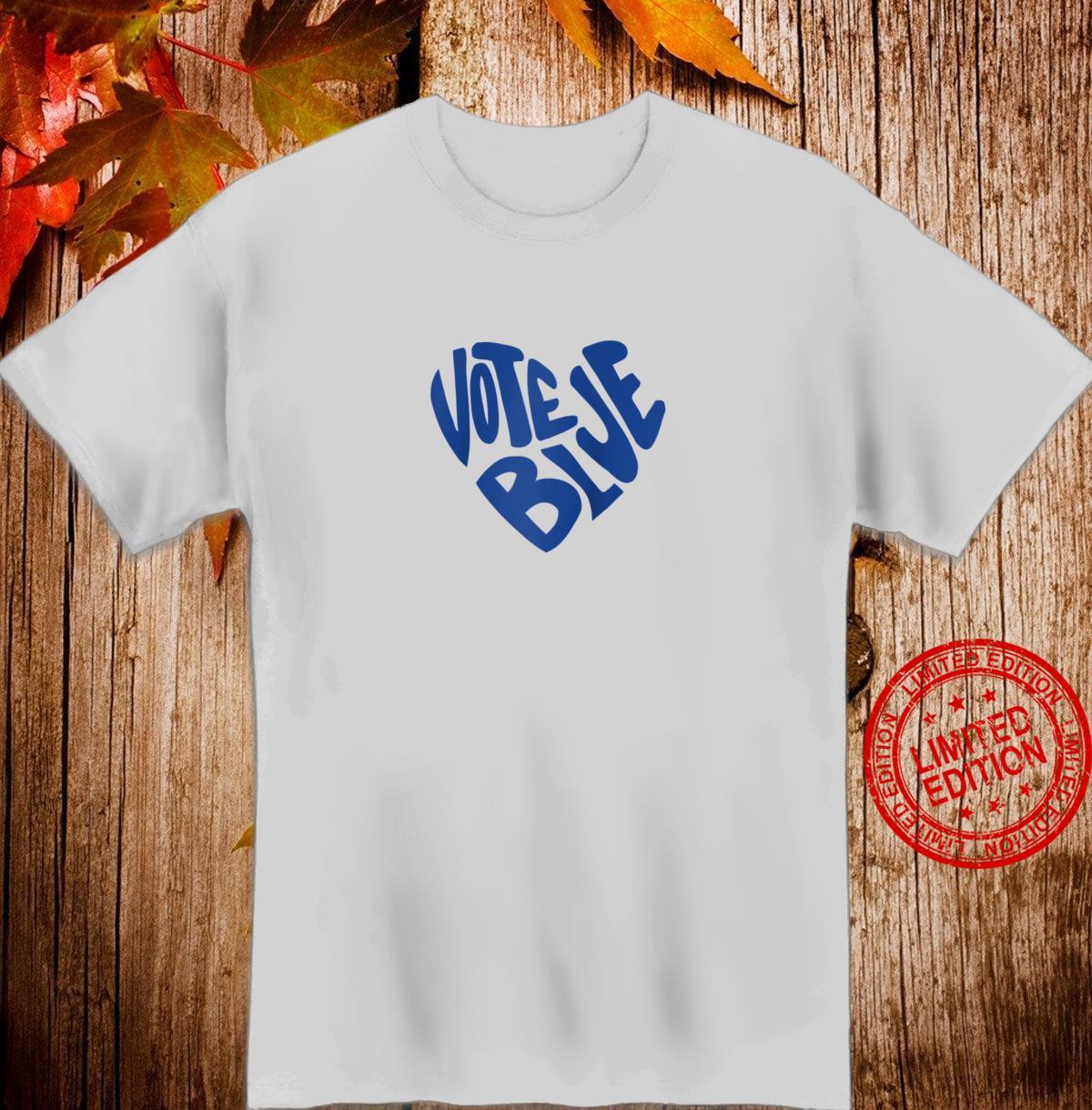 Vote BLUE Biden Harris 2020 Shirt