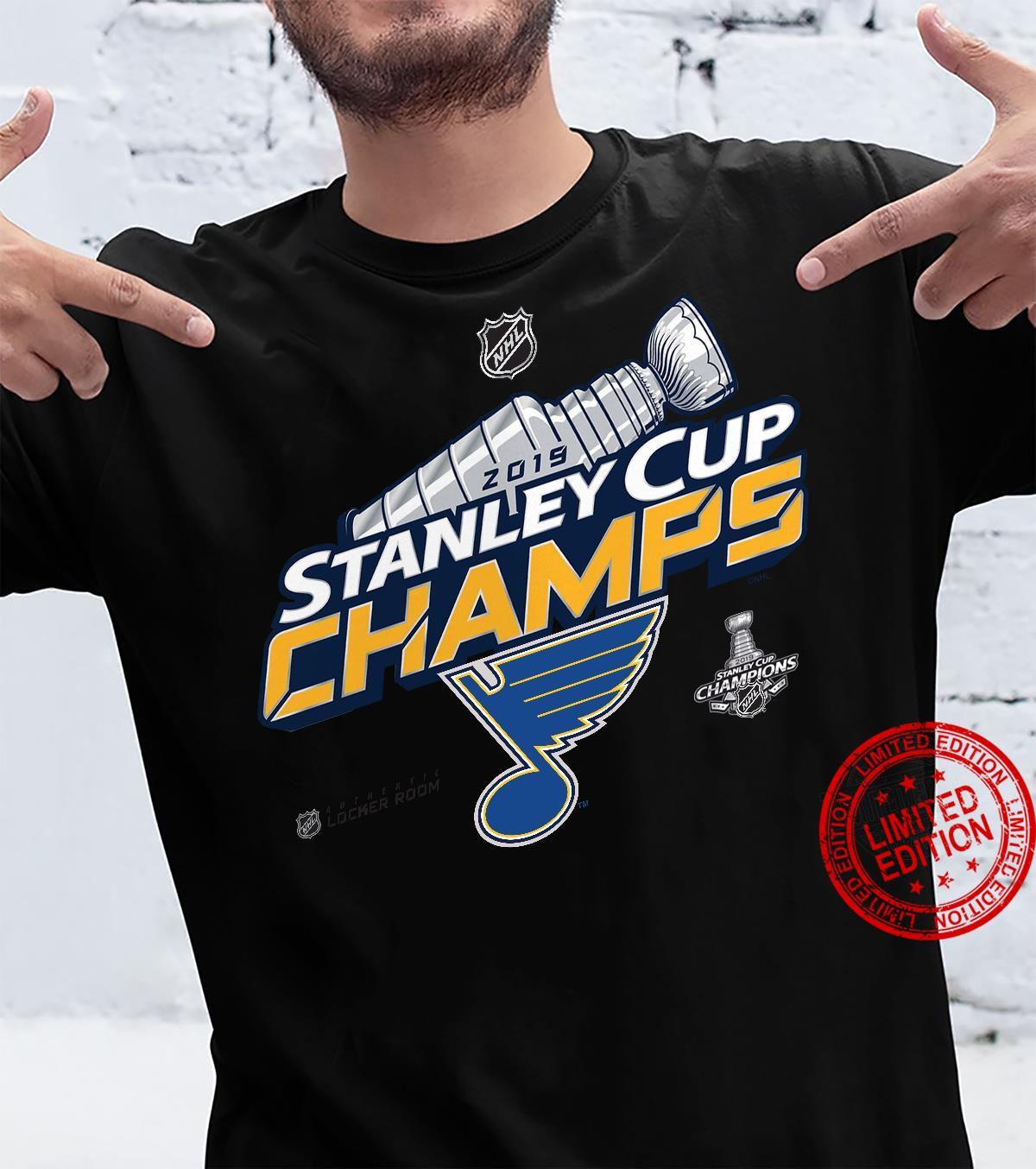 blues stanley cup Champs 2019 shirt